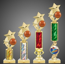 Intermediate Series - Star Spinning Basketball - $5.50 to $9.50