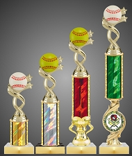 Intermediate Series - Baseball/Softball Star Twist - $5.50 to $9.50