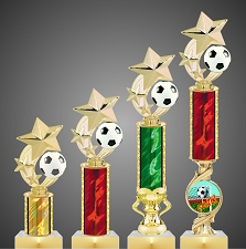 Intermediate Series - Star Spinning Soccer Ball - $5.50 to $9.50