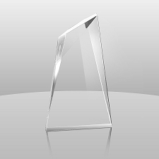Summit Acrylic Award - 3 Sizes - $51 - $65 - $82