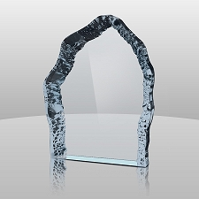 Blue Free-Standing Iceberg - 3 Sizes - $50 - $58 - $68