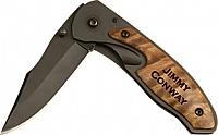 Black Blade Belt Clip Knife