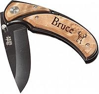 Belt Clip Knife