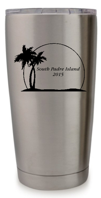 Personalized 20-oz YETI® Rambler