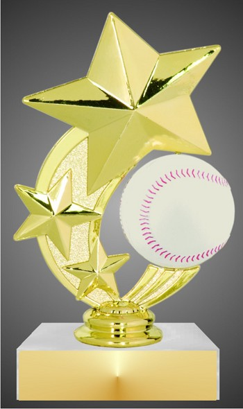 Starter Series - Star Spinning Baseball/Softball - $4.50