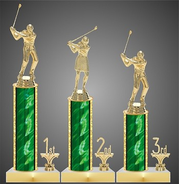 Golf Tournament Trophy 2 - Starting at $9.00
