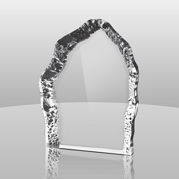 Clear Free-Standing Iceberg - 3 Sizes - $50 - $58 - $68