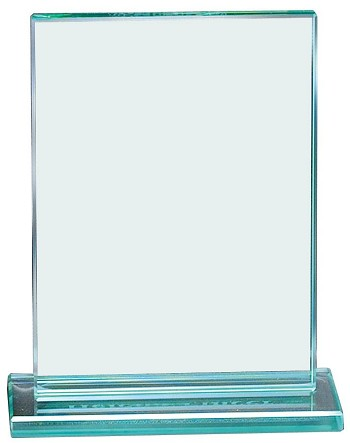 Rectangle Series Glass Award - 3 Sizes - $18 - $23 - $28