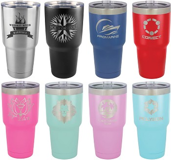 Personalized 30-oz Polar Camel Tumbler